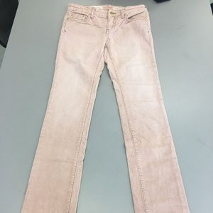 Pilcro and the Letterpress Sz 26 Corduroy Jean B21